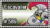 589 - Escavalier