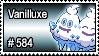 584 - Vanilluxe
