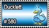 580 - Ducklett