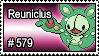 579 - Reuniclus by PokeStampsDex