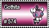 574 - Gothita