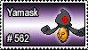 562 - Yamask