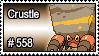558 - Crustle