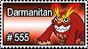 555 - Darmanitan