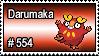 554 - Darumaka