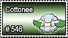 546 - Cottonee