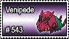 543 - Venipede