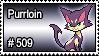 509 - Purrloin by PokeStampsDex