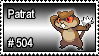 504 - Patrat