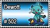 502 - Dewott