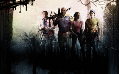 L4D2 Menu - Wallpaper