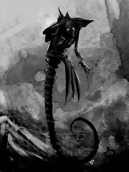 Wraith Sketch