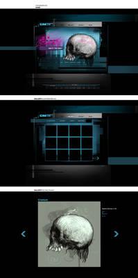 GAVade.com WIP Rough Sketch Design Thingy