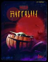 HAPPY HALLOWEEN - Mandalorian Edition