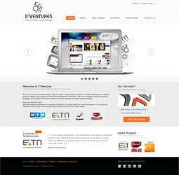 ITVentures Website Design