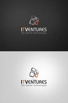 ITVentures Logo design