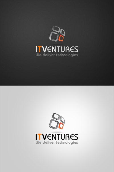 ITVentures Logo design by mfarrag