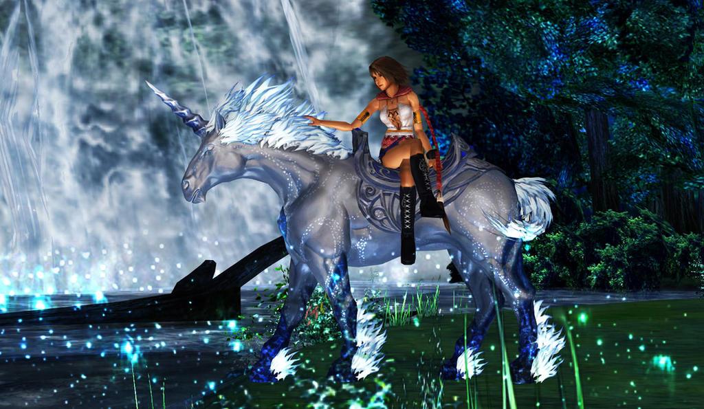 Meadow Of Magic by XSamuraiEdgeX