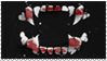 Bloody Fangs Stamp by XSamuraiEdgeX