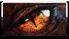 Dragon Eye Stamp by XSamuraiEdgeX