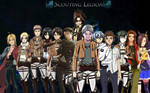 Survey Corps by XSamuraiEdgeX