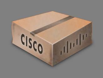 Cisco BOX by juankarlitoz