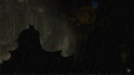 Batmanrain by juankarlitoz