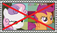 Anti Scootabelle Stamp by FairyKitties22