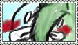 Arty X deBlob Stamp by FairyKitties22