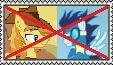 *REQUEST* Anti Braeburn/Soarin' Stamp by FairyKitties22
