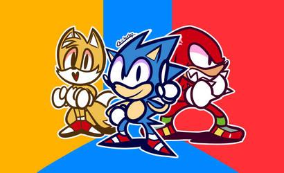 The Primary Trio
