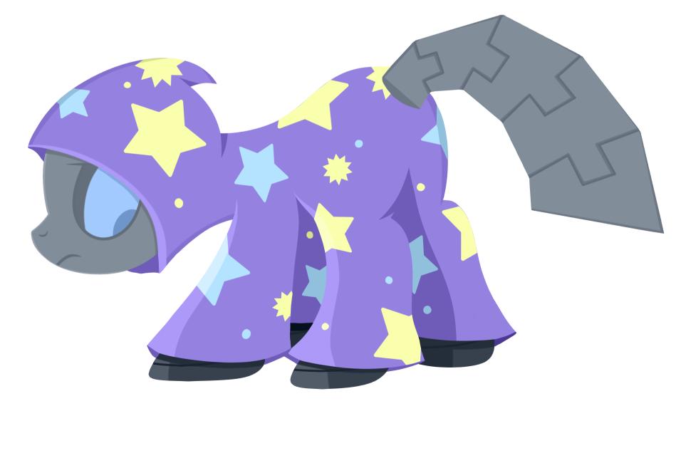 Robot Pajamas by Trixingno