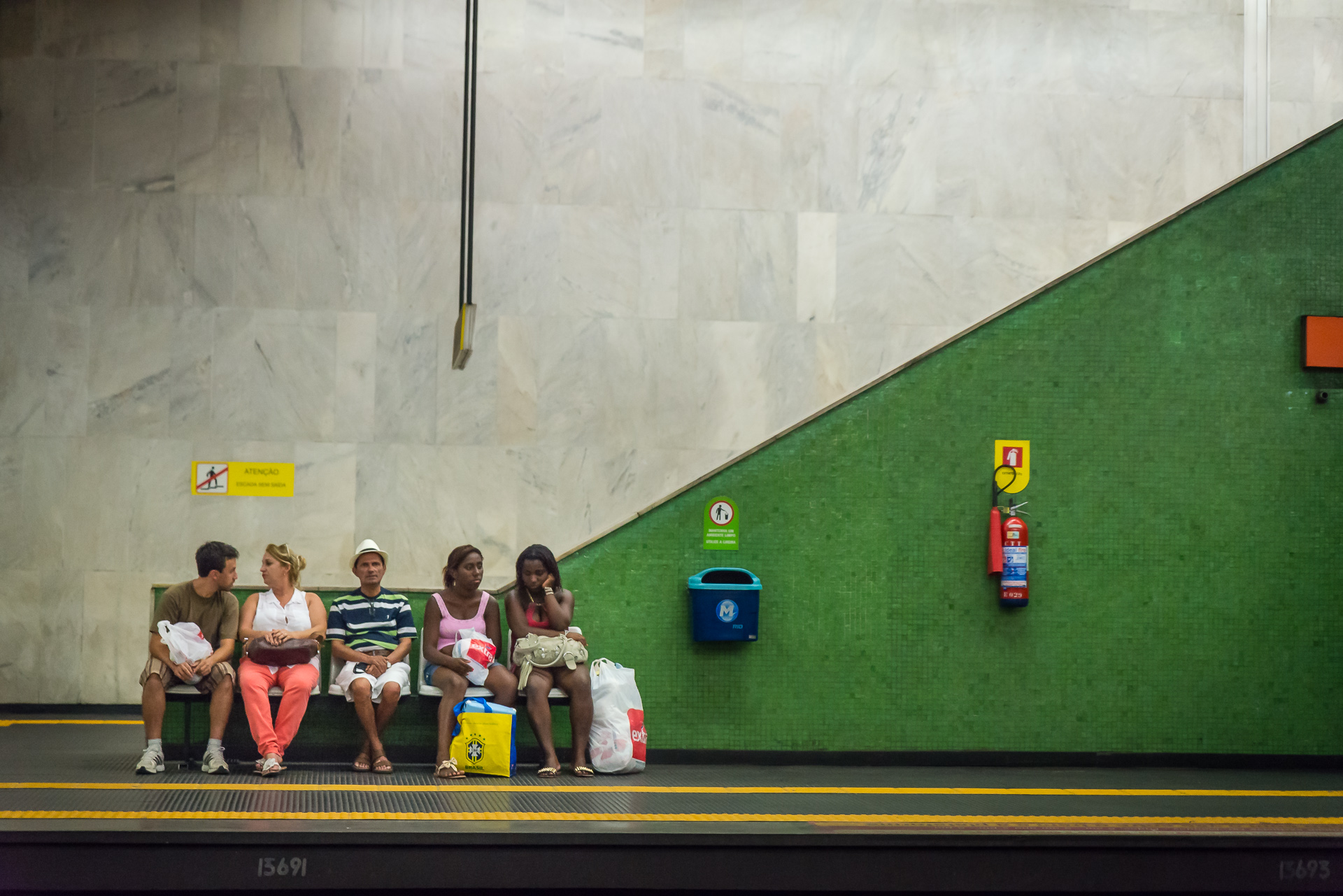 Rio Metro by niklin1