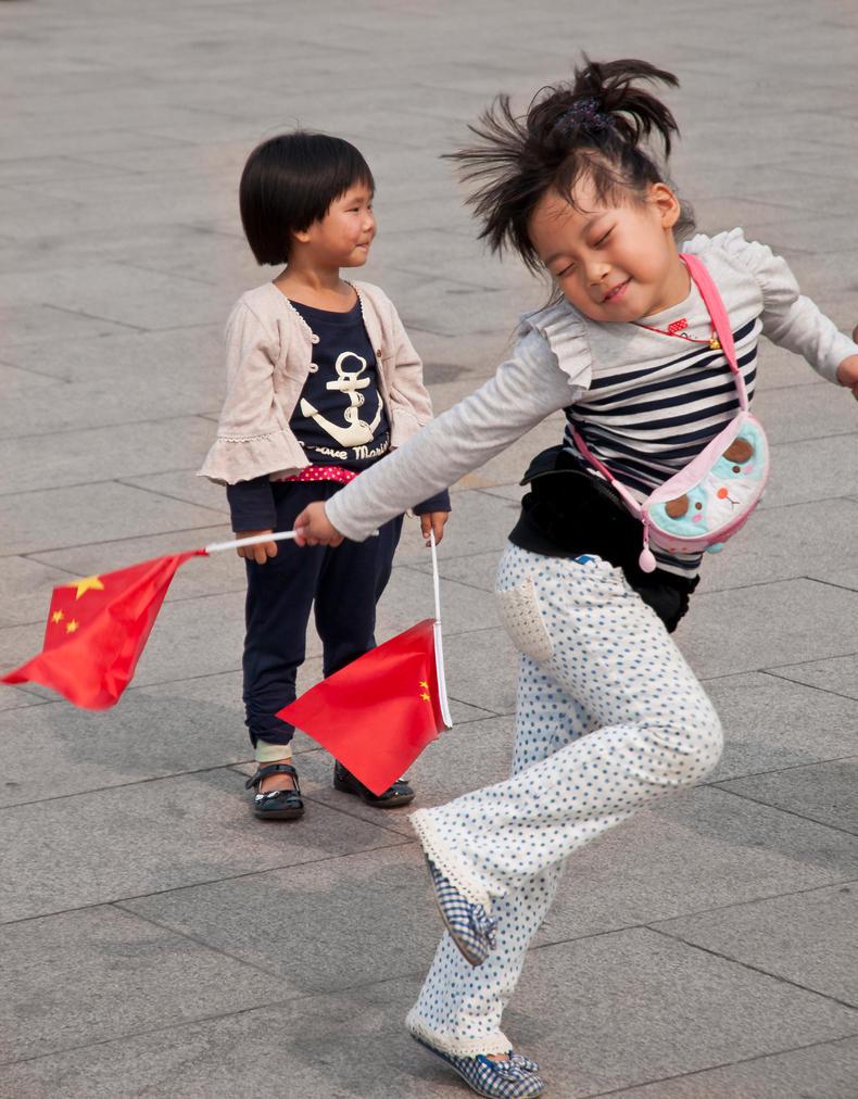 Happy Dance by niklin1