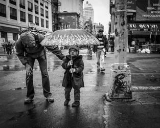 My First Umbrella by niklin1