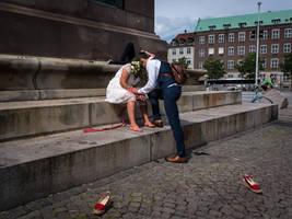 Newlyweds by niklin1