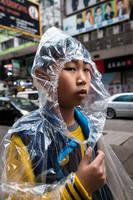 Rain Boy by niklin1