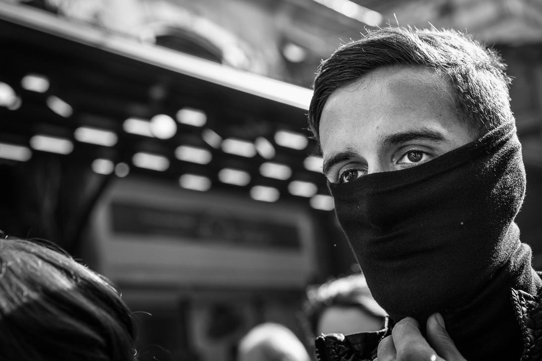 Istanbul Street Portrait #10 by niklin1