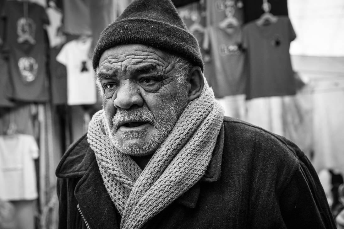 Istanbul Street Portrait #13 by niklin1