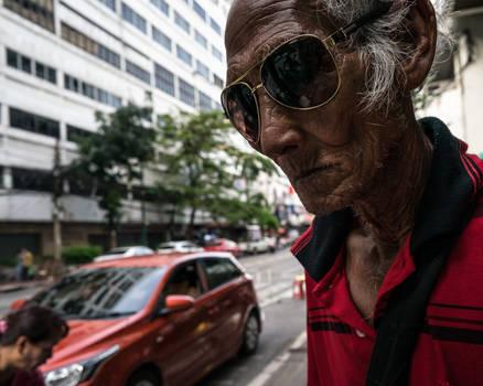 Bangkok Street Portrait #3