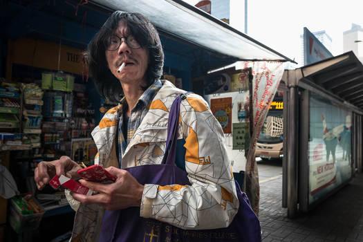 Hong Kong Street Portrait #2