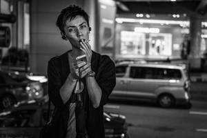 Bangkok Street Portrait #4