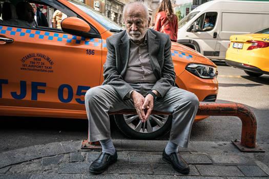 Istanbul Street Portrait #25