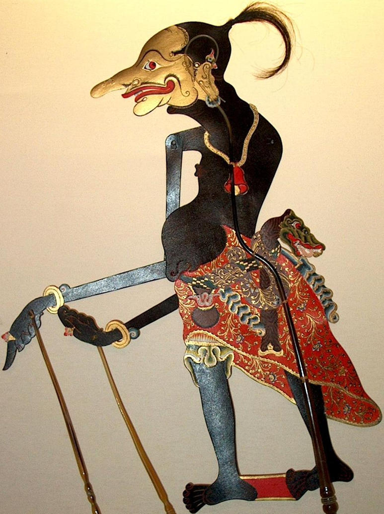 Wayang Kulit Puppets Characters New Calendar Template Site