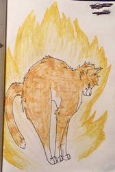 Intense Screaming by kittycatswagger