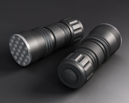 21 LED Flashlight