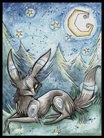 Luminous Moonlight by IceandSnow