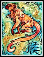 Chinese Zodiac: MONKEY by IceandSnow