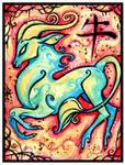 Chinese Zodiac: OX