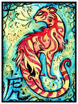Chinese Zodiac: TIGER